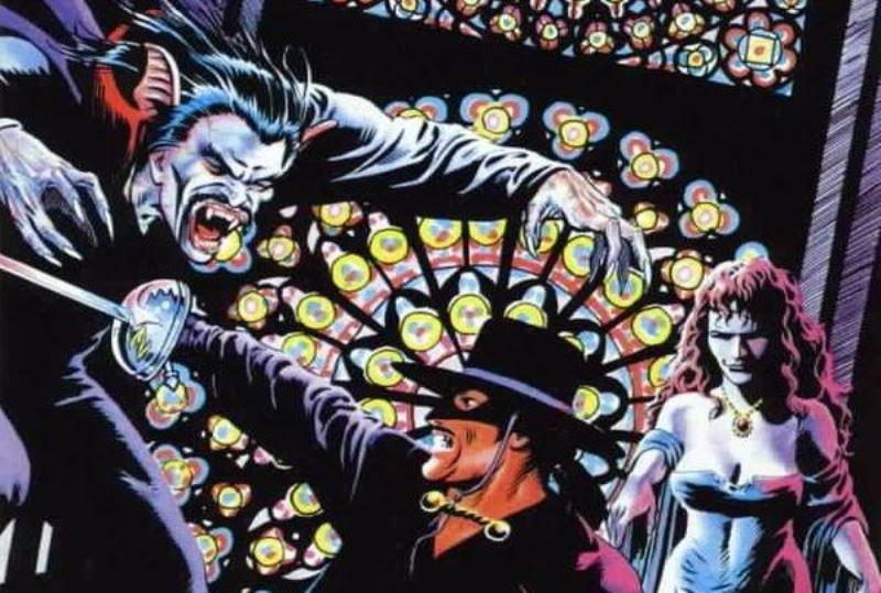 Drácula Versus Zorro (1993) – O Ultimato