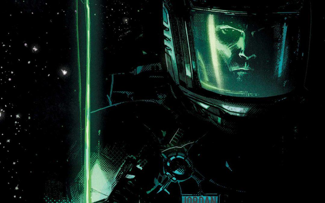 Conheça Lanterna Verde Terra Um de C.Bechko e G.Hardman