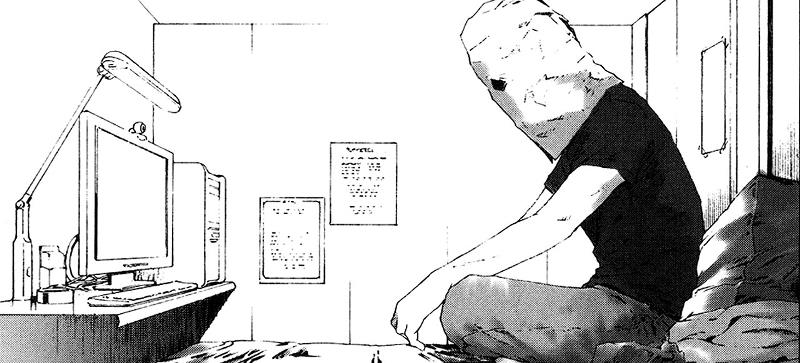 Prophecy de Tetsuya Tsutsui