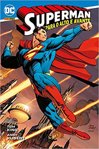 SUPERMAN PARA O ALTO E AVANTE