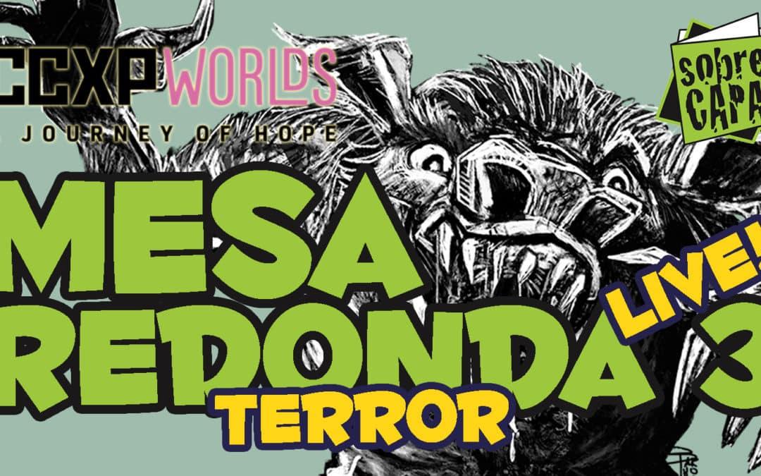 CCXP Worlds Mesa Redonda 03 – Costelinha 069