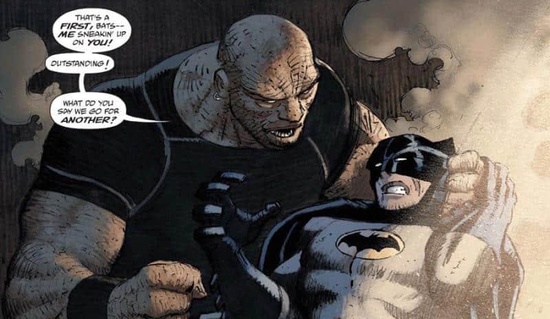 Batman Cavaleiro das Trevas a Última Cruzada