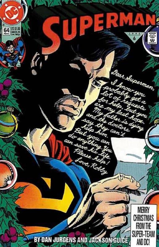 As melhores HQs do Superman 14