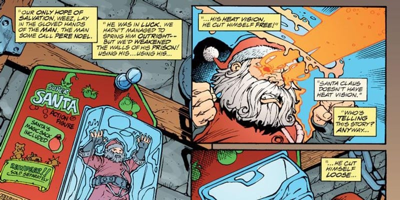 15 Melhores HQs de Natal 11