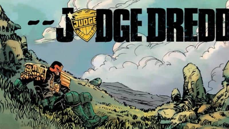 Conheça Juiz Dredd Mega City Zero (2020)