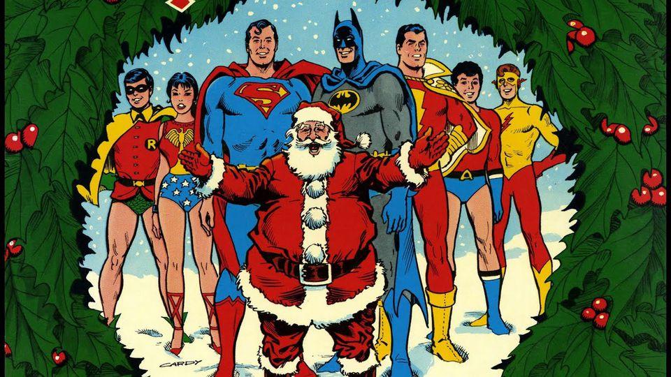 15 Melhores HQs de Natal