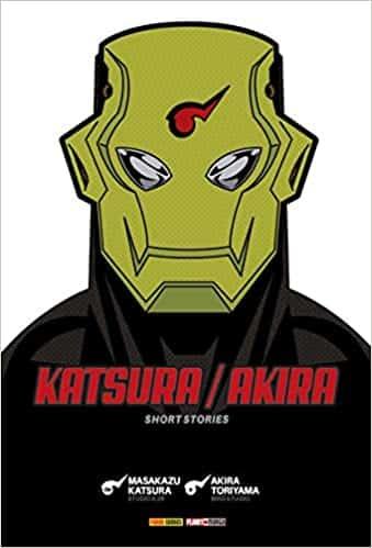 Melhores Mangás de Akira Toriyama Katsura Akira