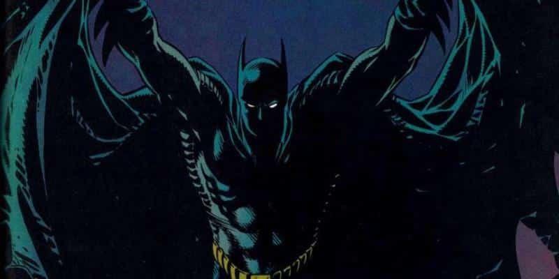 Morcego de Aço de J.M. Dematteis (1993) – Baú de HQs