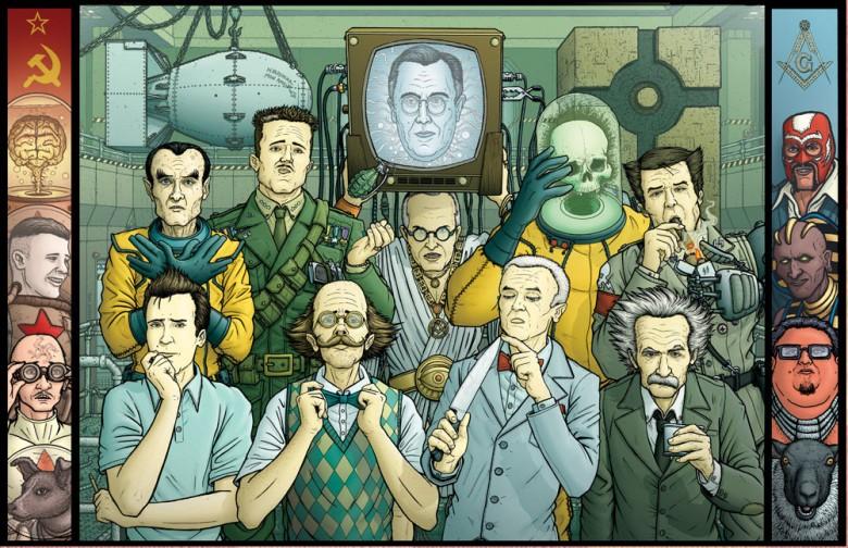 melhores quadrinhos de Jonhatan Hickman