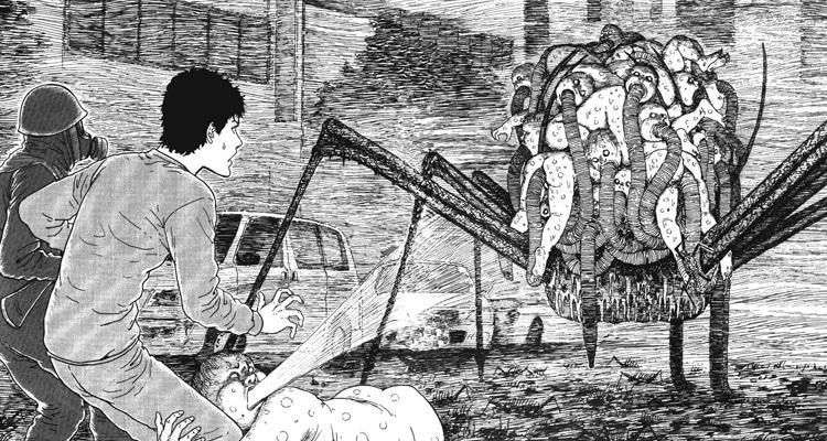 As melhores obras do mestre do horror - Junji Ito 2