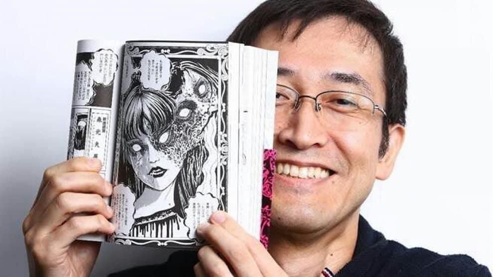 As melhores obras do mestre do horror – Junji Ito