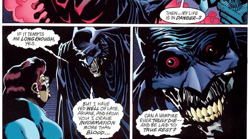 melhores HQs de Vampiros