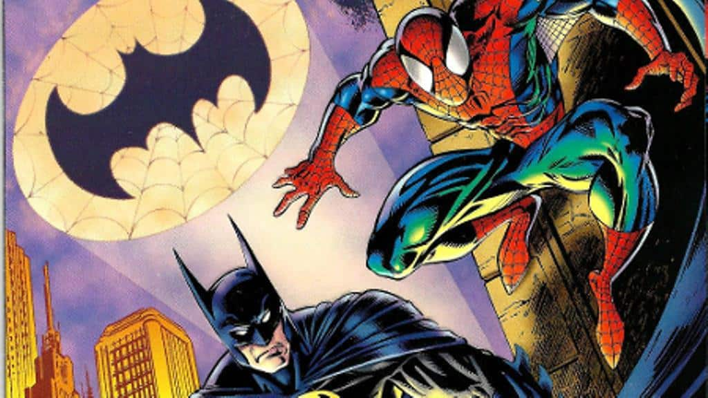 Homem-Aranha e Batman de J.M. Dematteis (1995) – O Ultimato