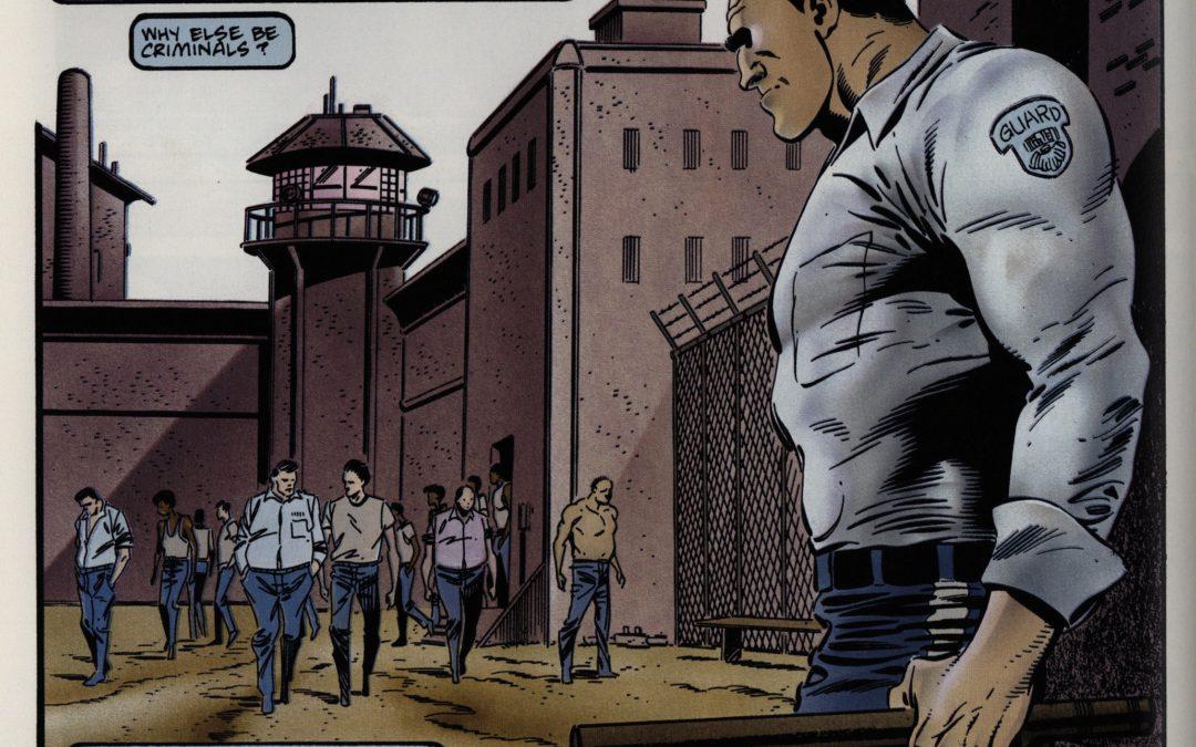 Justiceiro Retorno ao Grande Nada (1989) – O Ultimato