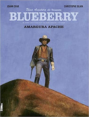 Tenente Blueberry Amargura Apache