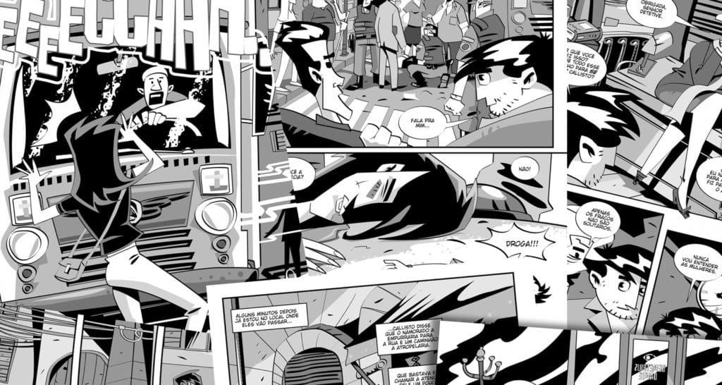 demetrius dante o detetive do absurdo precisa desvendar um misterioso assassinato