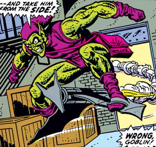 norman osborn o duende verde lidera a lista dos maiores vilões do homem aranha