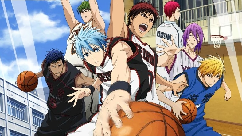 Kuroko no Basket (2013) – Dicas de Streaming