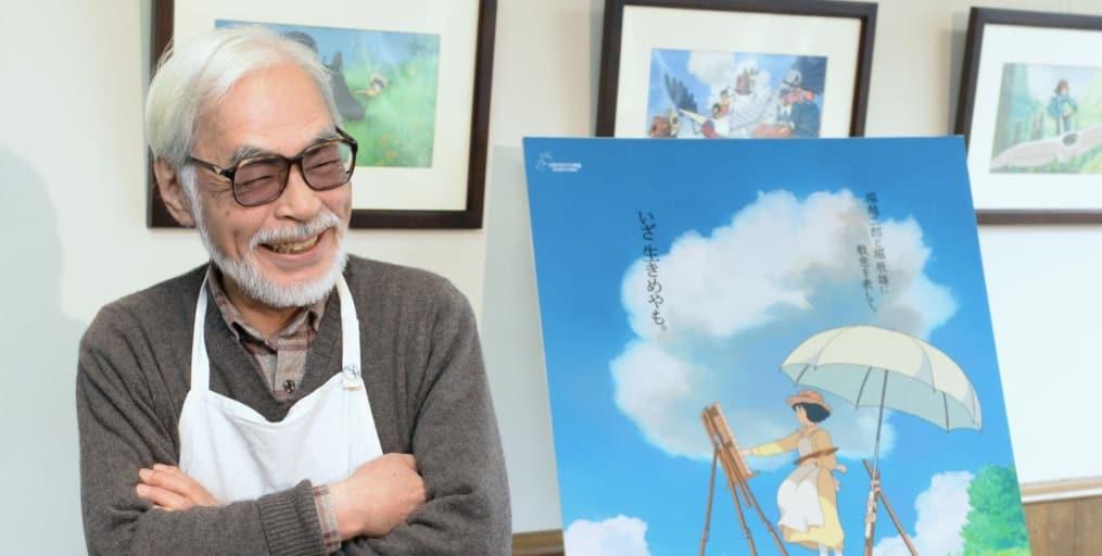 Os 80 anos de Hayao Miyazaki e o futuro do Studio Ghibli
