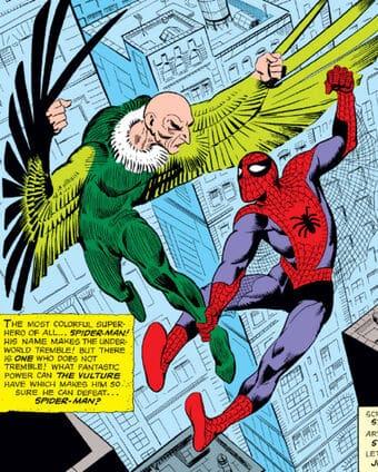 Os 30 Maiores Vilões do Homem Aranha 2