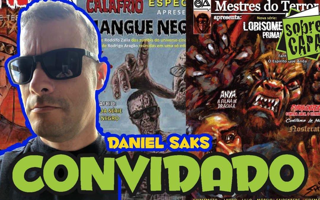 Daniel Saks – Calafrio e Mestres do Terror – Costelinha 084