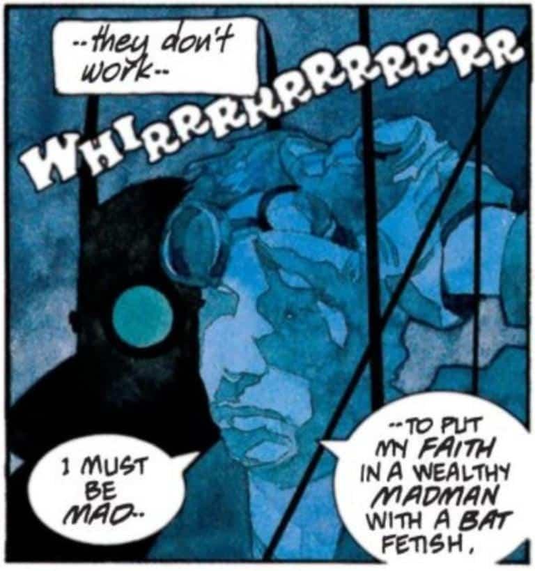 Batman Houdini A Oficina do Diabo - Baú de HQs (1)