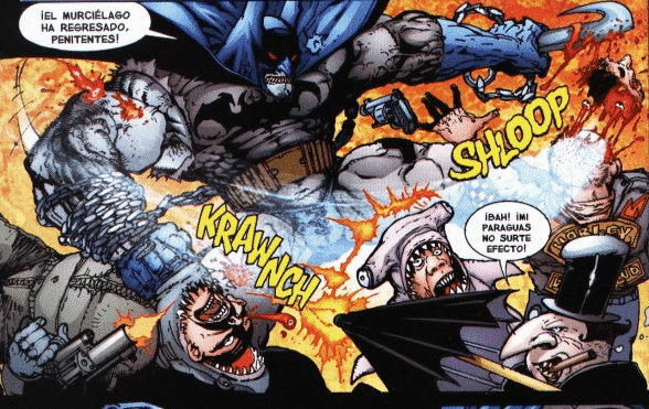 Batman Lobo de Alan Grant