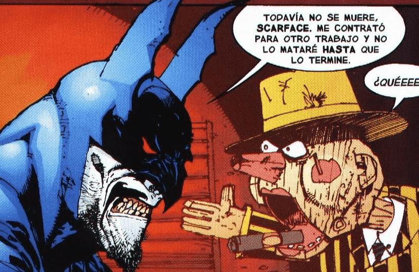 Batman Lobo de Alan Grant (2000) – Baú de HQs