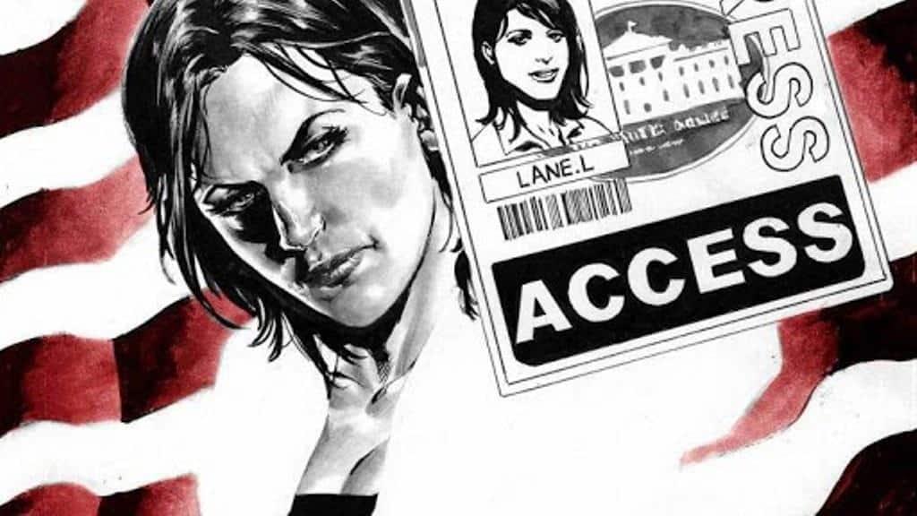 Lois Lane de Greg Rucka