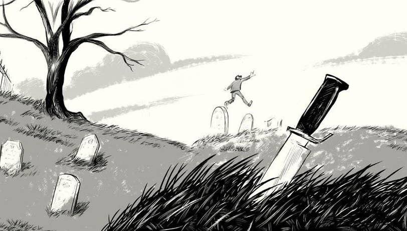 O Livro do Cemitério de Neil Gaiman (2009) – O Ultimato