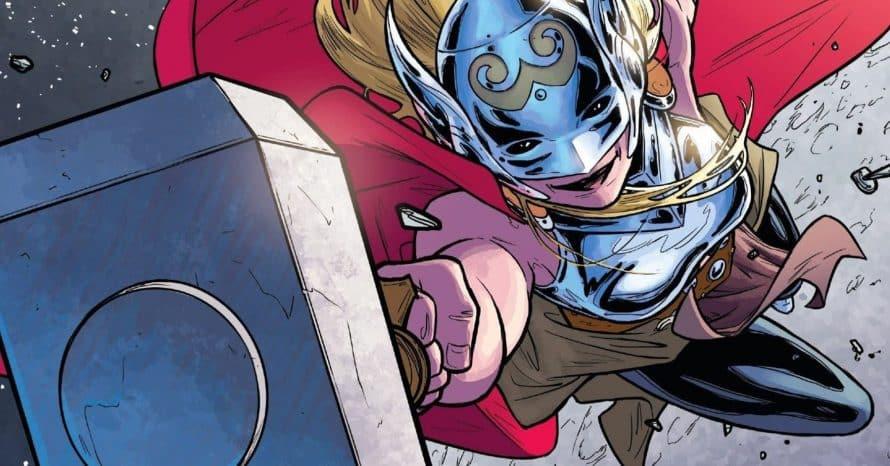 Conheça A Poderosa Thor