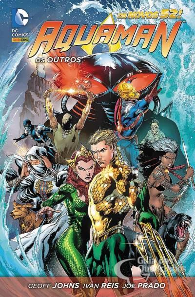 Aquaman de Geoff Johns – Guia de Leitura 2