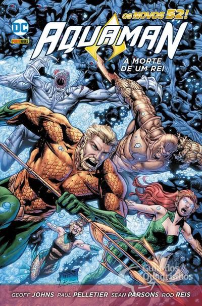Aquaman de Geoff Johns – Guia de Leitura 4