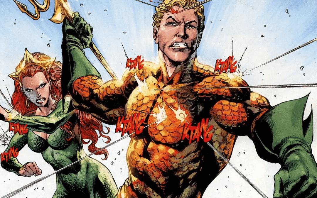 Aquaman de Geoff Johns – Guia de Leitura