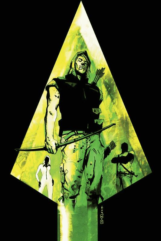 As melhores HQs do Arqueiro Verde 5