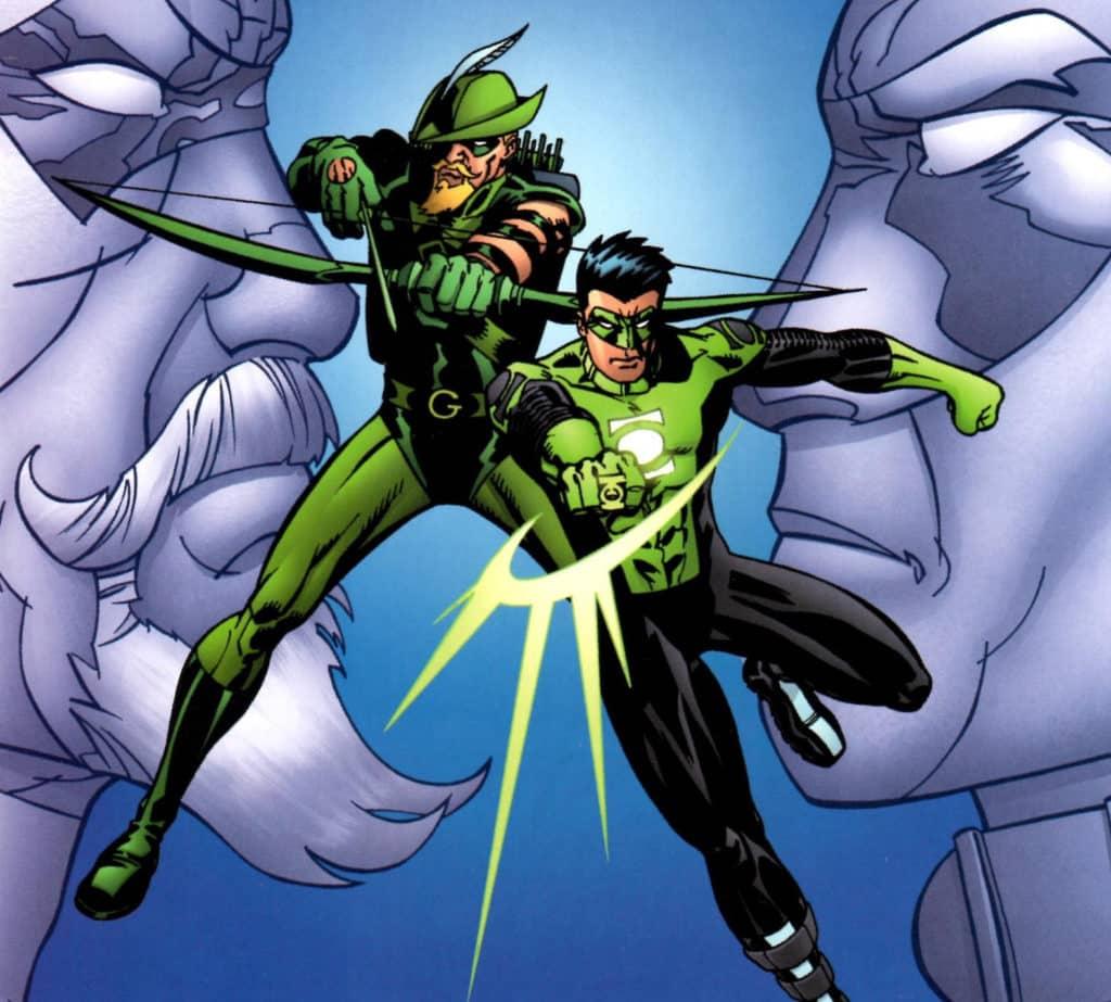 As melhores HQs do Lanterna Verde 10