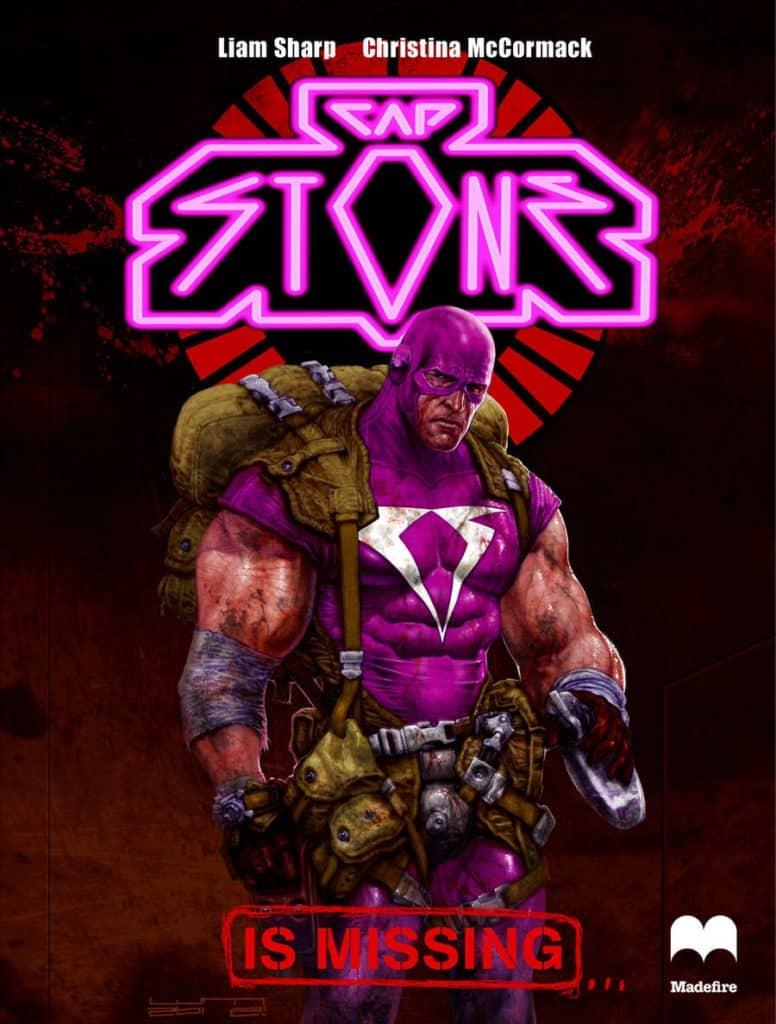 Capitão Stone