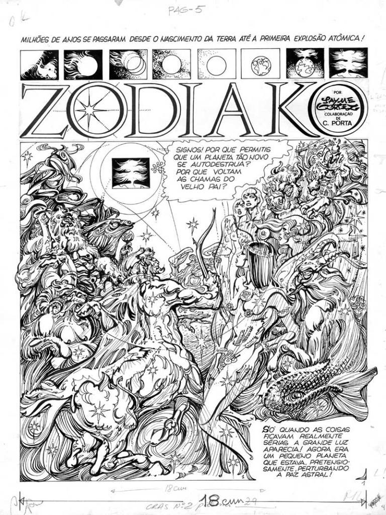 Conheça Zodiako de Jayme Cortez (4)