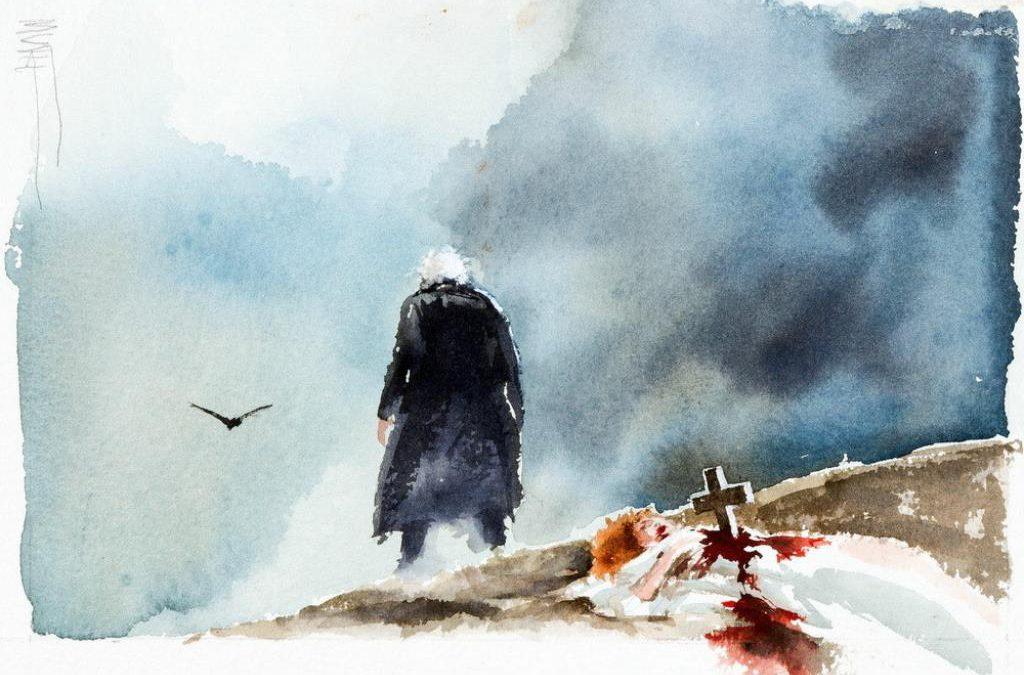 Drácula Uma Sinfonia de Pesadelos ao Luar (1990) – O Ultimato