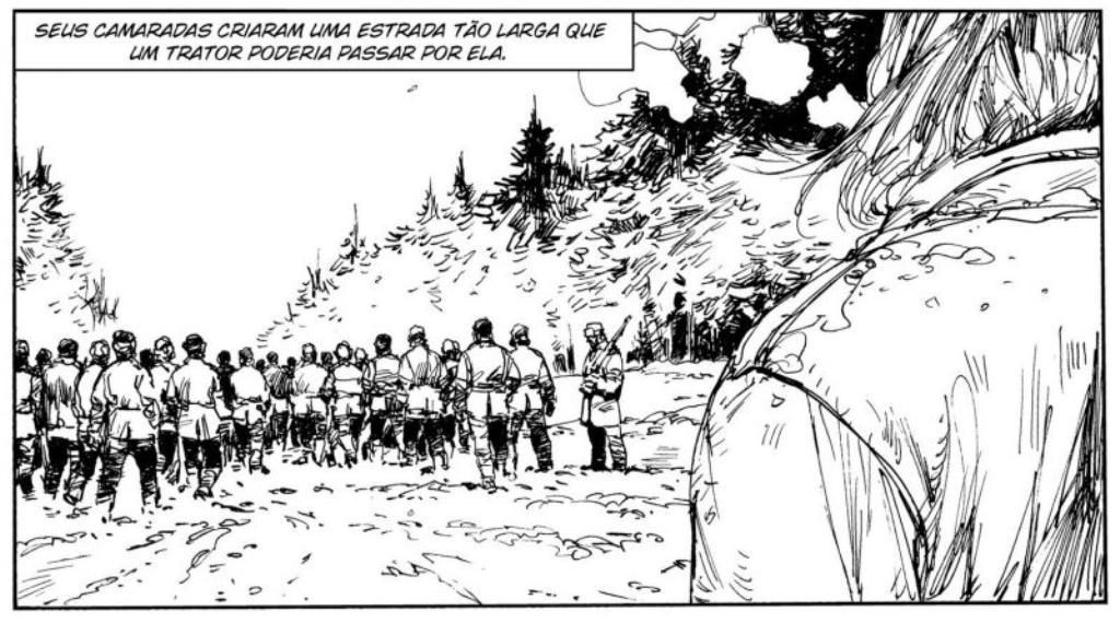 Mugiko de Gianfranco Manfredi e Pedro Mauro - O Ultimato