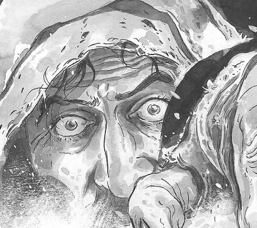 Sangue e Gelo de Tito Faraci e Pasquale Frisenda