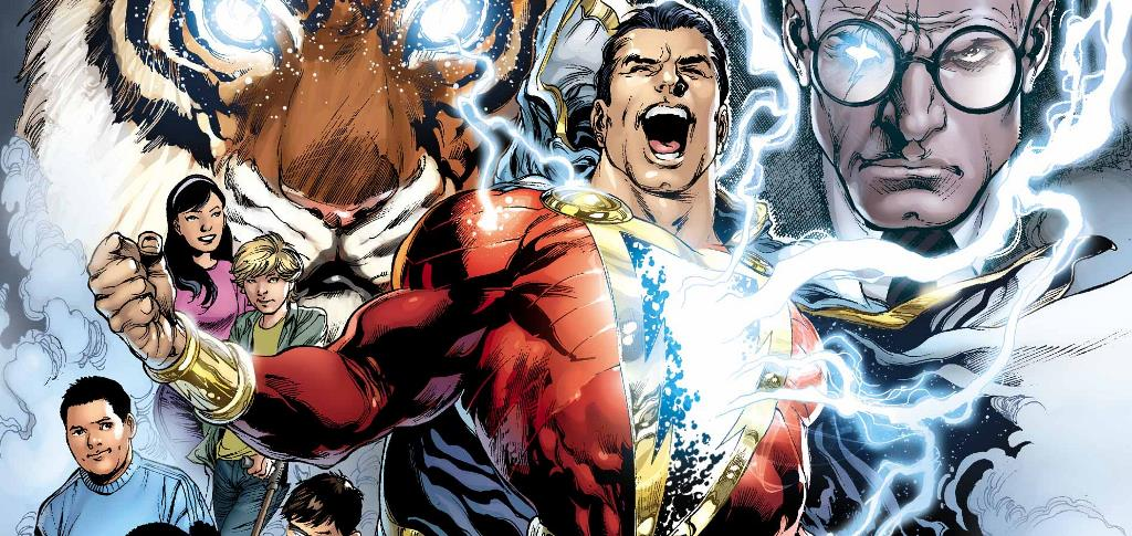 Shazam de Geoff Johns – O Ultimato