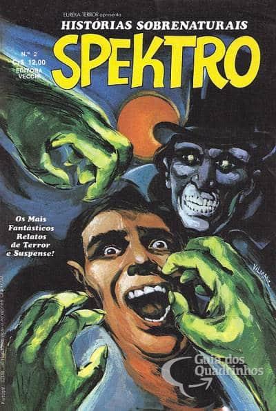 Calafrio e Mestres do Terror (1981-2021) - Matéria Especial 1