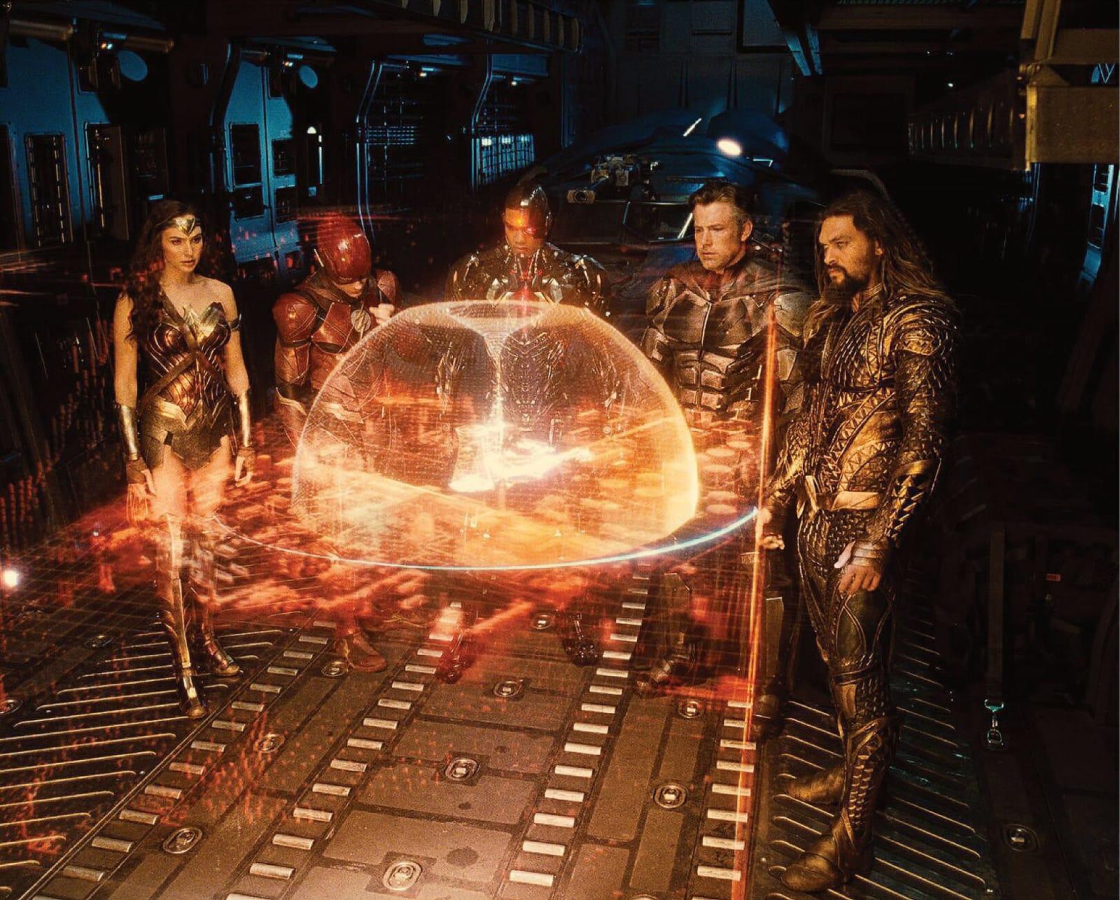 Liga da Justiça de Zack Snyder (2021) - O Ultimato 1