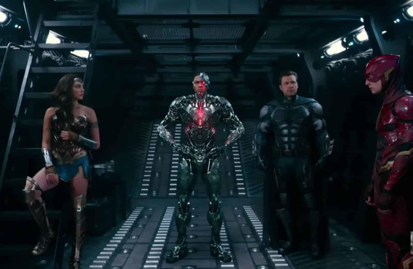 Liga da Justiça de Zack Snyder (2021) - O Ultimato 3