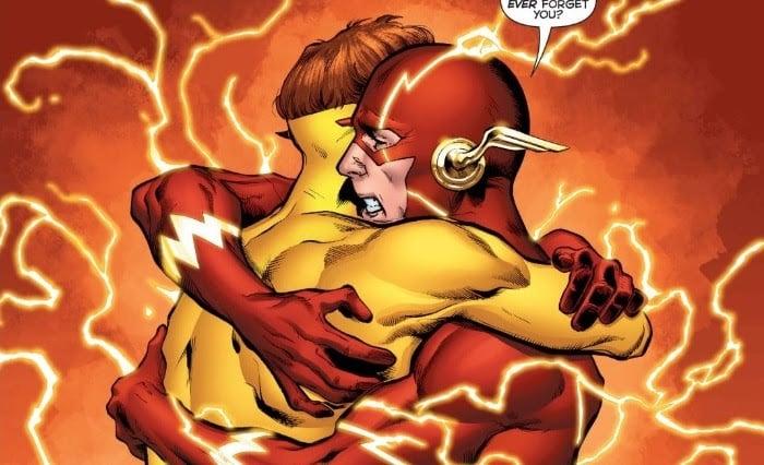 As 17 Melhores HQs do Flash 14