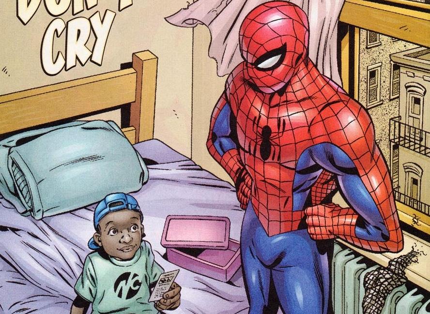 As 15 Melhores Histórias do Homem Aranha 7