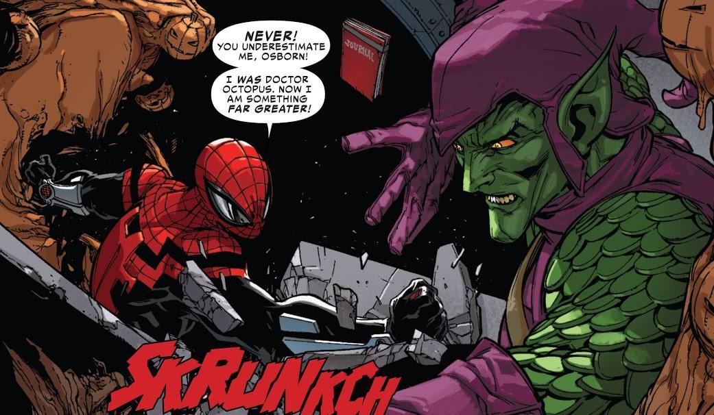 As 15 Melhores Histórias do Homem Aranha 4