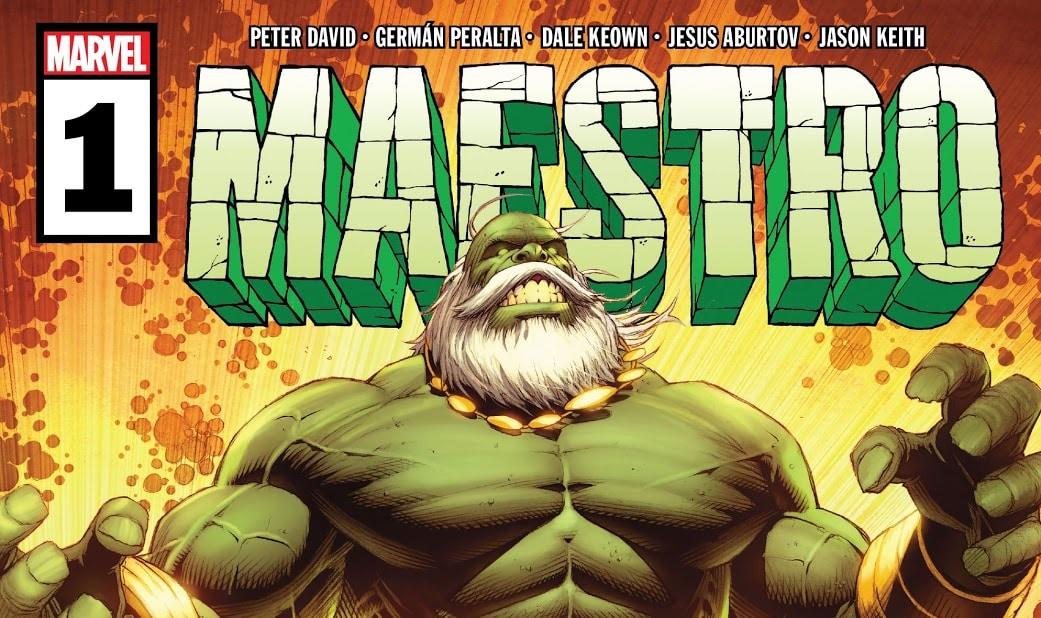 Maestro de Peter David (2020) – O Ultimato