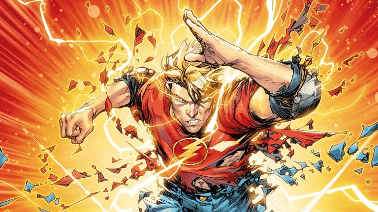 As 17 Melhores HQs do Flash 6